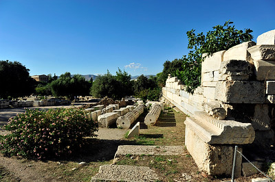 Late Roman Fortification Wall - 3rd century A.D.