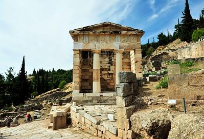 Bouleuterion (The Council House).