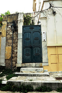 Plaka, Athens, Greece.