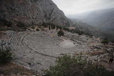 Greece: Delphi