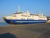 Greece - Corfu Town  Ferry April 1 2008
