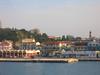 Greece - Corfu Town Waterfront April 1 2008