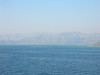 Greece - Ferry to Corfu looking north to Albania and Sagirada April 1 2008