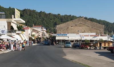 The small port city of Kotokolon