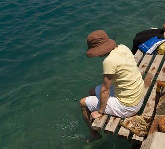 Chillaxin' in the Mediterranean