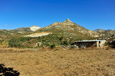 Melanes, Naxos , Cyclades Islands - Greece.