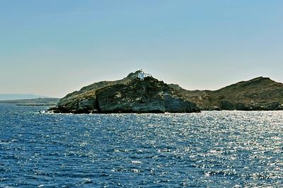 Cyclades Islands in the Agean Sea - Greece.