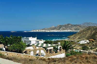 Naxos , Cyclades Islands - Greece.