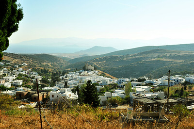 Town of Lefkes.