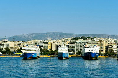Port of Piraeus.