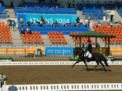 Dressage at the Olympic games