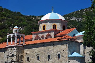 Monastery Moni Timiou Stavrou