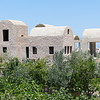 House under construction. Buildings are all concrete. they don't pay any taxes until complete.