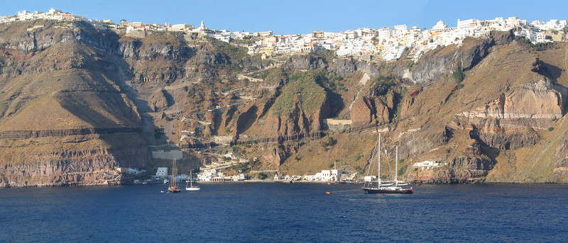 Santorini Panoramic