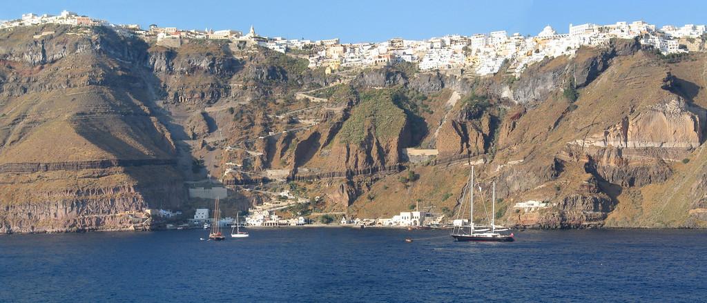 Santorini Panoramic