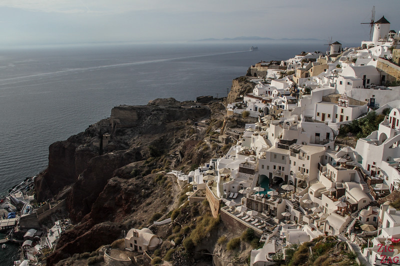 Boat trip from Crete to Santorini - Oia