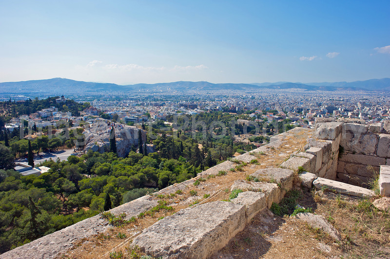 View from the Acropolis