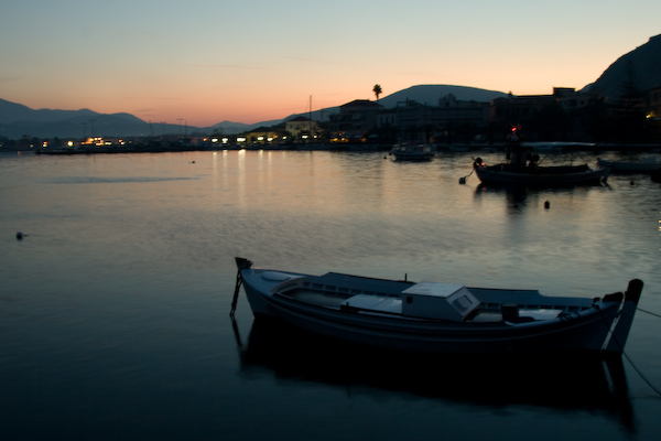 Sunrise over the Harbor, Nafplio 600pix-6333