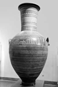 Dipylon Vase (c. 750 BC) National Archaeological Museum Athens, Greece