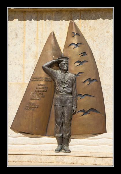 Katakolon Navy Memorial