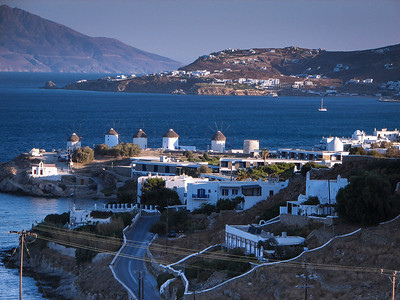Mykonos by the Sea.