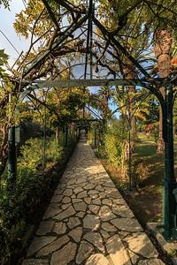 Archilleion Garden
