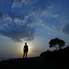 Sunset I, Sithonia