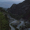 Winding road to Mystras