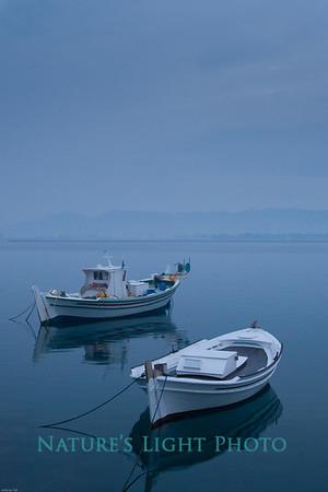 Fishing Boats, Nafplio