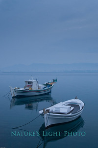 Fishing Boats, Nafplio