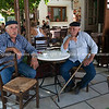 Two elderly men