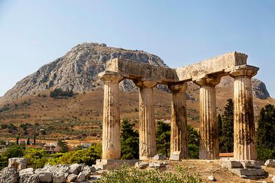Corinth, Greece  Acrocorinth