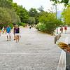 Promenade around base and to acropolis Athens