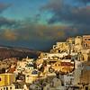 Oia, Santorini, July 2005