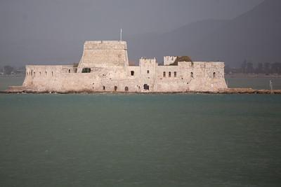 Bourtzi Fortress, Nafplion Harbor 700pix-3822