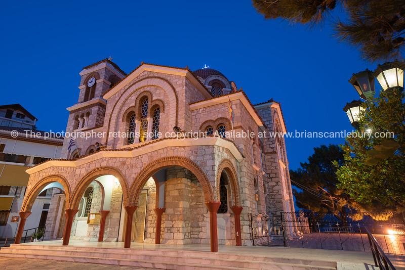 Church of Saint Nicholas, Delphi