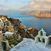 View of the Caldera, Oia, Santorini
