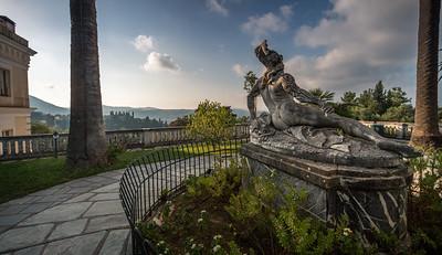 Archilleion Statue