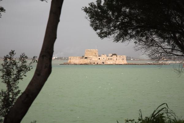 Bourtzi Fortress, Nafplion Harbor 700pix-3744
