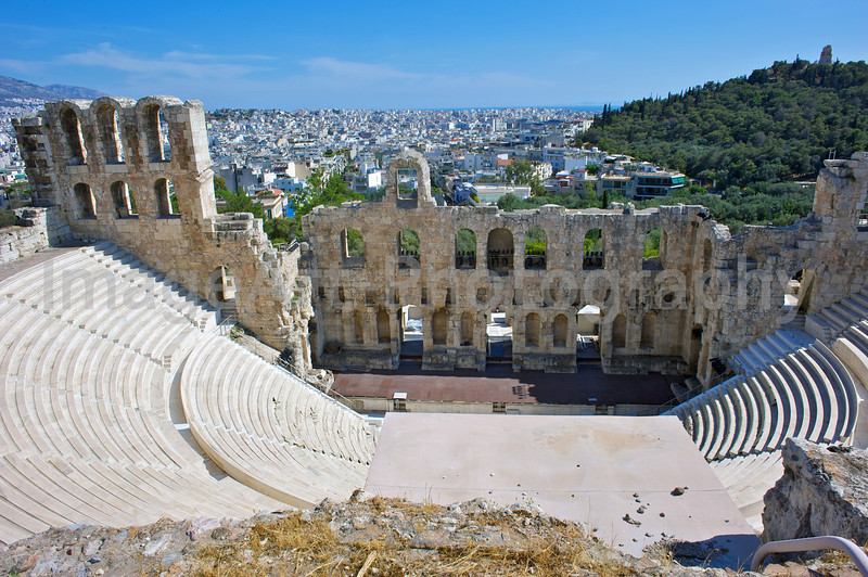 Amphitheater at the Acropolis