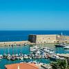 Heraklion on the island of Crete