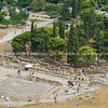 Theatre of Dionysis in Athens.