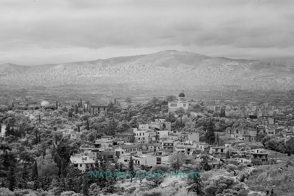 Athens from the Parthenon-5944
