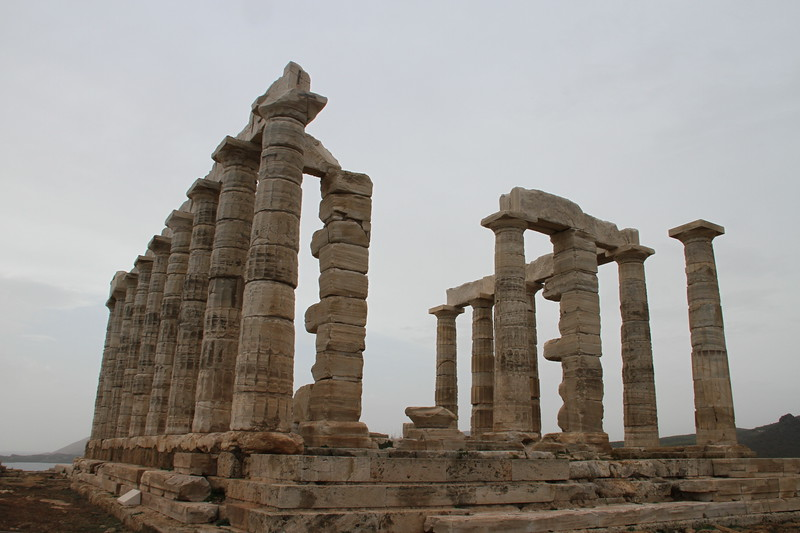 Temple of Poseiden, Greece