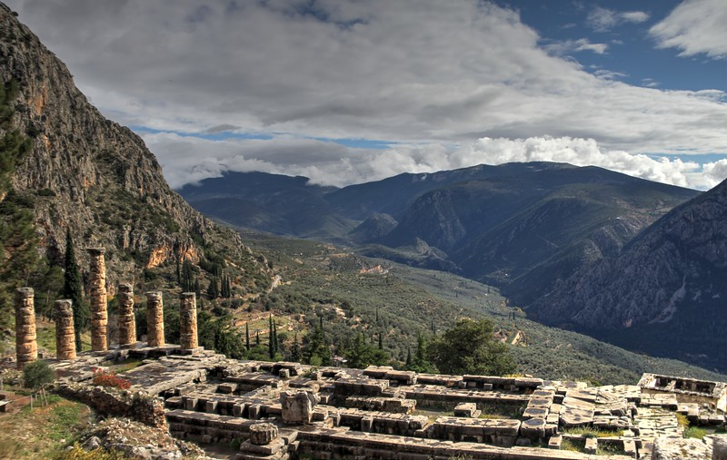 Oracle at Delphi,