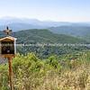 Views traveling through Greece's Pindus Mountain Range
