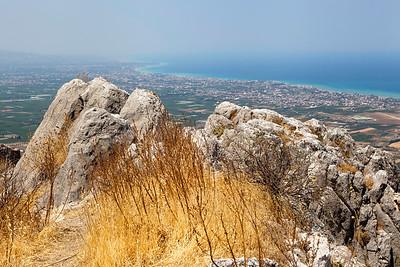 Acrocorinth  Corinth, Greece