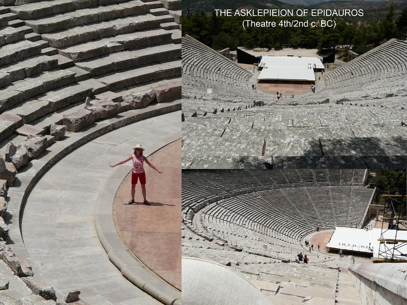 Asklepieion Of Epidauros