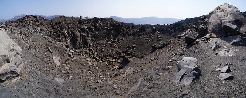 Middle Earth, Santorini, Greece
