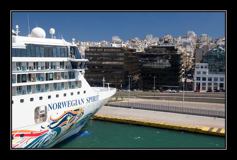 pireas, Port of Athens